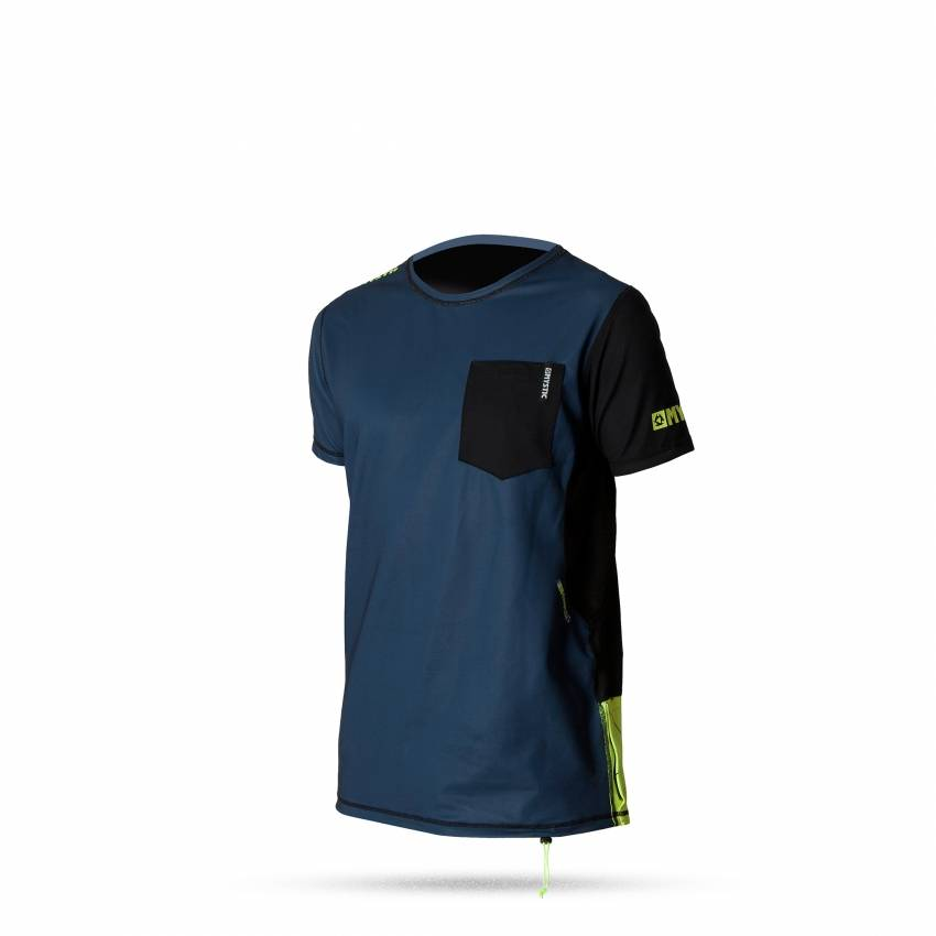Mystic SUP Quickdry vest shortsleeve