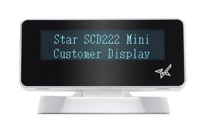 Star Micronics Star SCD222 Customer Display for mPOP