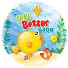 Ballon 'Feel Better Soon!'