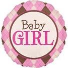 Ballon 'Baby Girl'