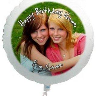 Personaliseerbare ballon