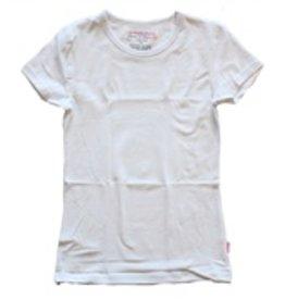 Vingino Basis T-Shirt meisjes - wit