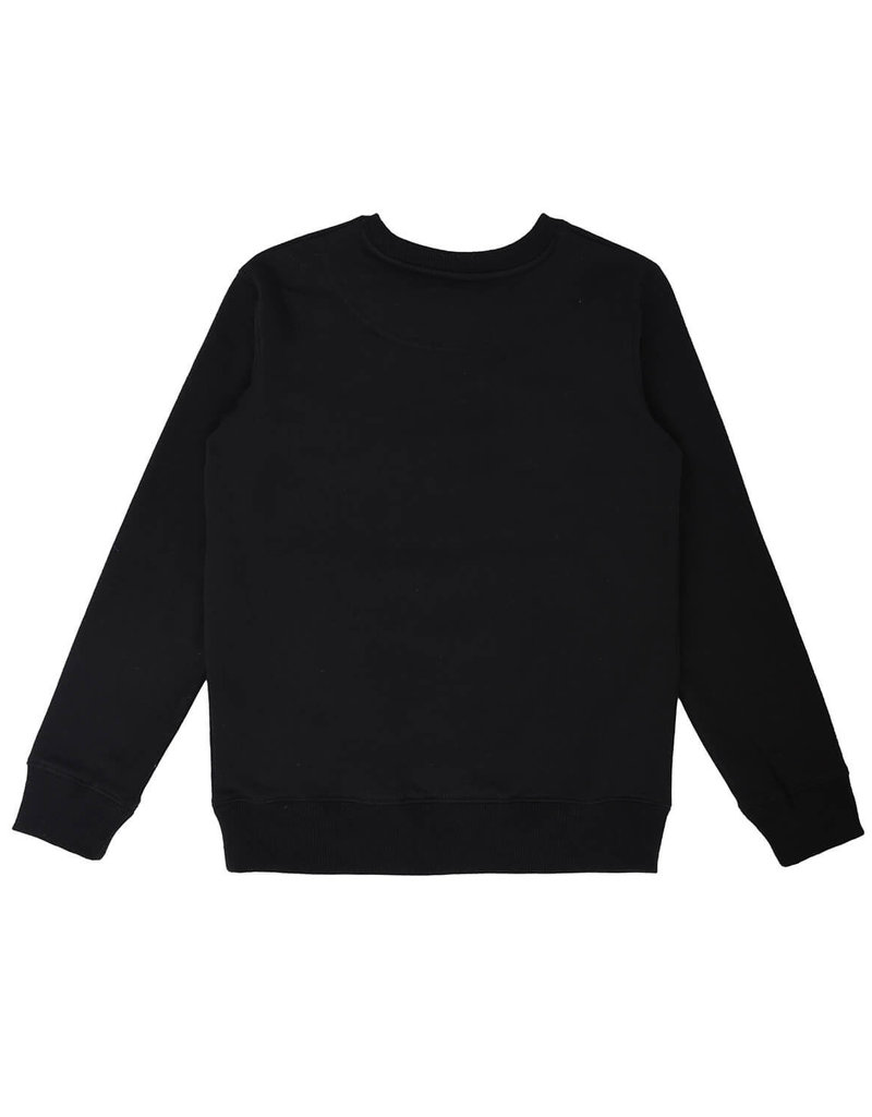 Lyle & Scott Basis Sweater LSC0016S - zwart