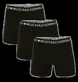 Muchachomalo Boxershort 3-pack basis - zwart