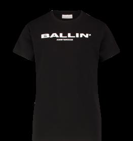 Ballin T-shirt 20017108 nos -  zwart