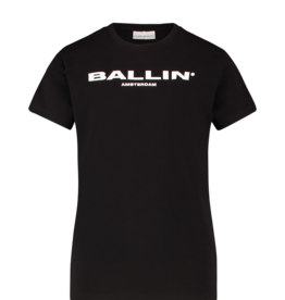 Ballin T-shirt 20017108 -  zwart