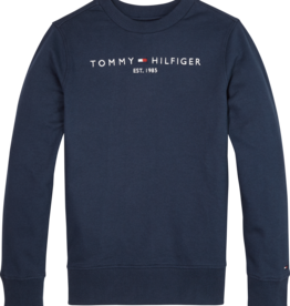 Tommy Hilfiger Sweater 05672 essential - donkerblauw