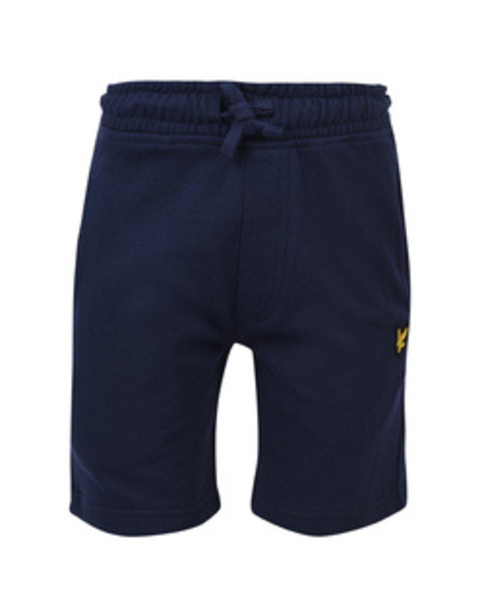 Lyle & Scott Basic korte joggingbroek LSC0051S - donkerblauw - Copy