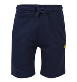 Lyle & Scott Basic korte joggingbroek LSC0051S - donkerblauw