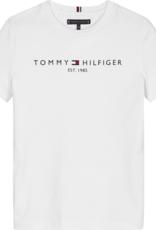 Tommy Hilfiger Basis T-Shirt KB0KB05627 - wit