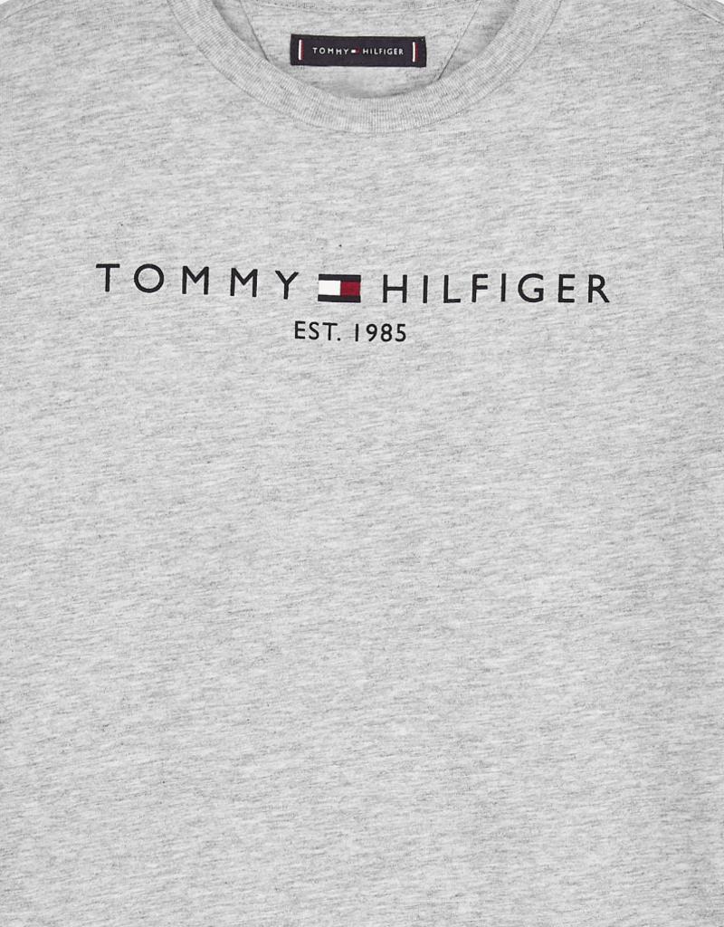 Tommy Hilfiger Basis T-Shirt KB0KB05627 - grijs