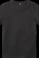 Tommy Hilfiger Basis T-Shirt ronde hals 04140 - donkerblauw