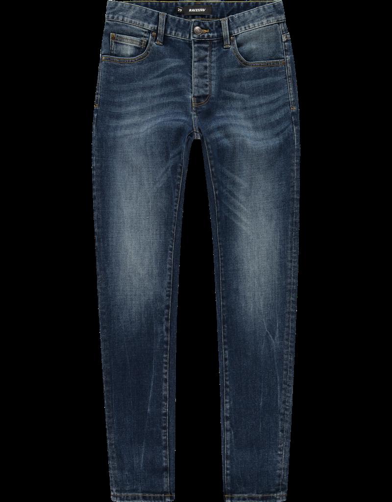 Raizzed Jeans Jungle - medium blauw stone