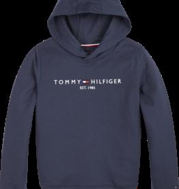 Tommy Hilfiger Hoodie 056796 essential - donkerblauw