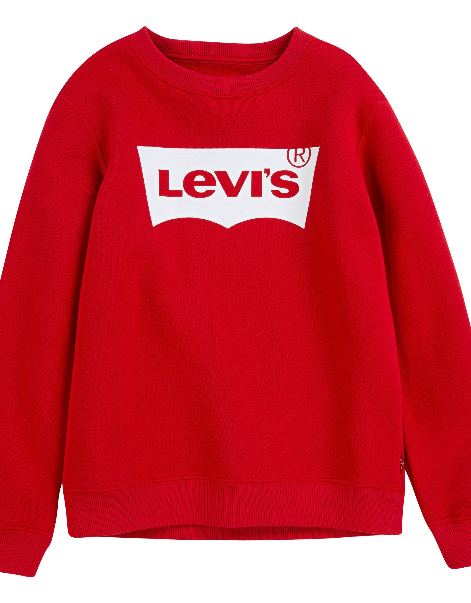 Levis Sweater 9E9079 nos Batwing - rood