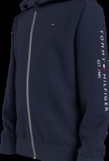 Tommy Hilfiger Vest 06341 essential - donkerblauw