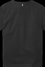 Tommy Hilfiger Basis shirt 04142 V-Hals - donkerblauw