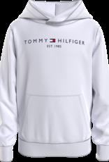 Tommy Hilfiger Hoodie 05673 essential - wit