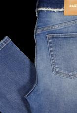 Raizzed Jeans Dawn rechte fit - medium blauw