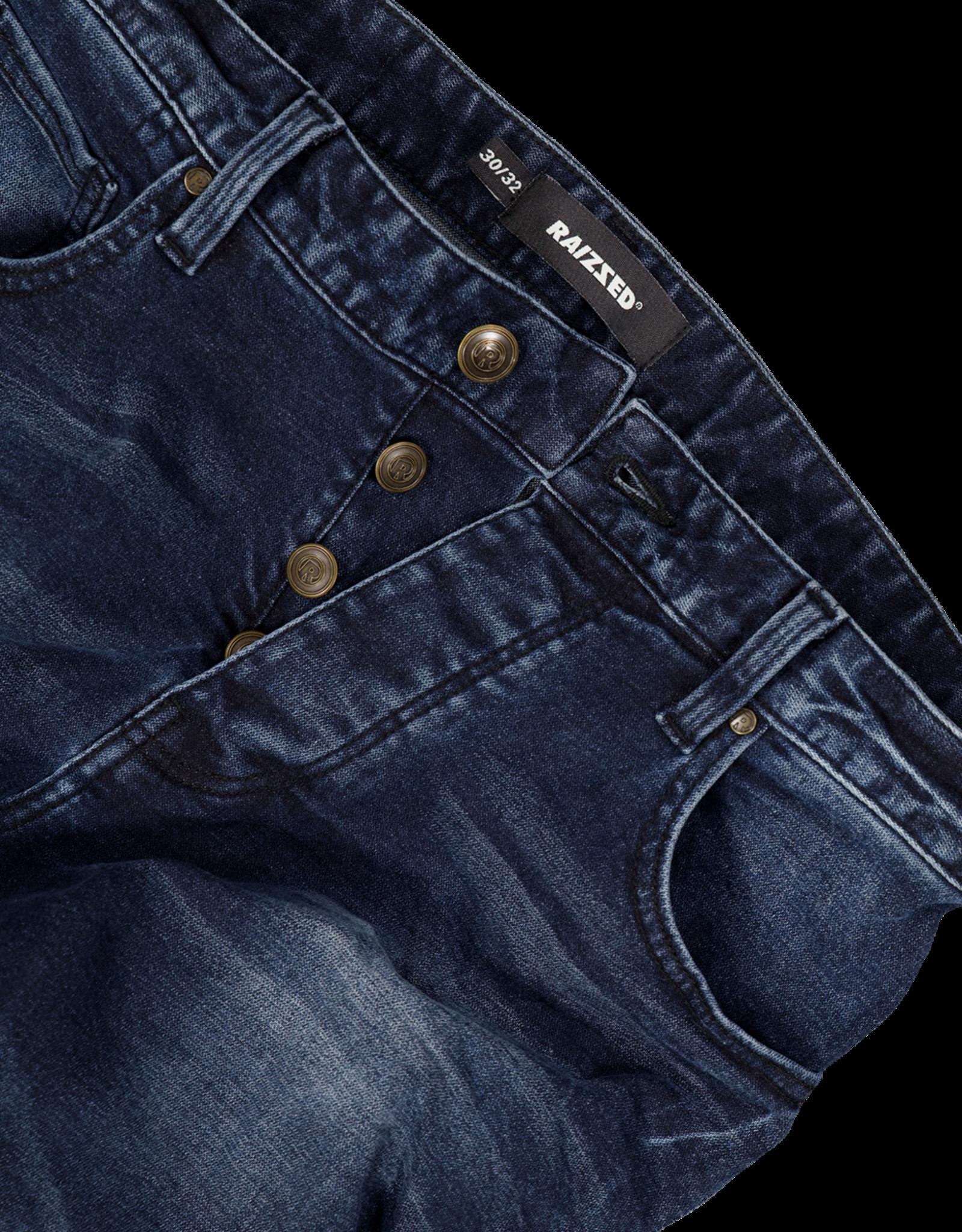 Raizzed Jeans Equator - donkerblauw