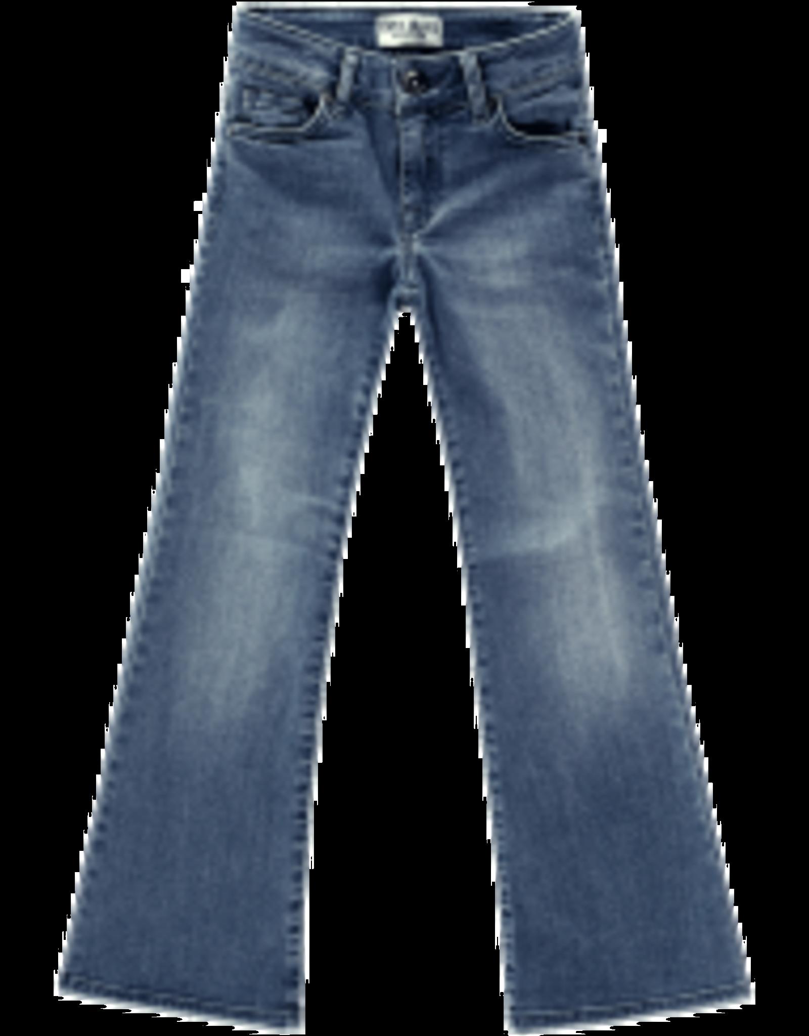 Cars Flare Jeans Veronique - medium blauw