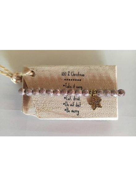 Bandajanas Christmas bracelet