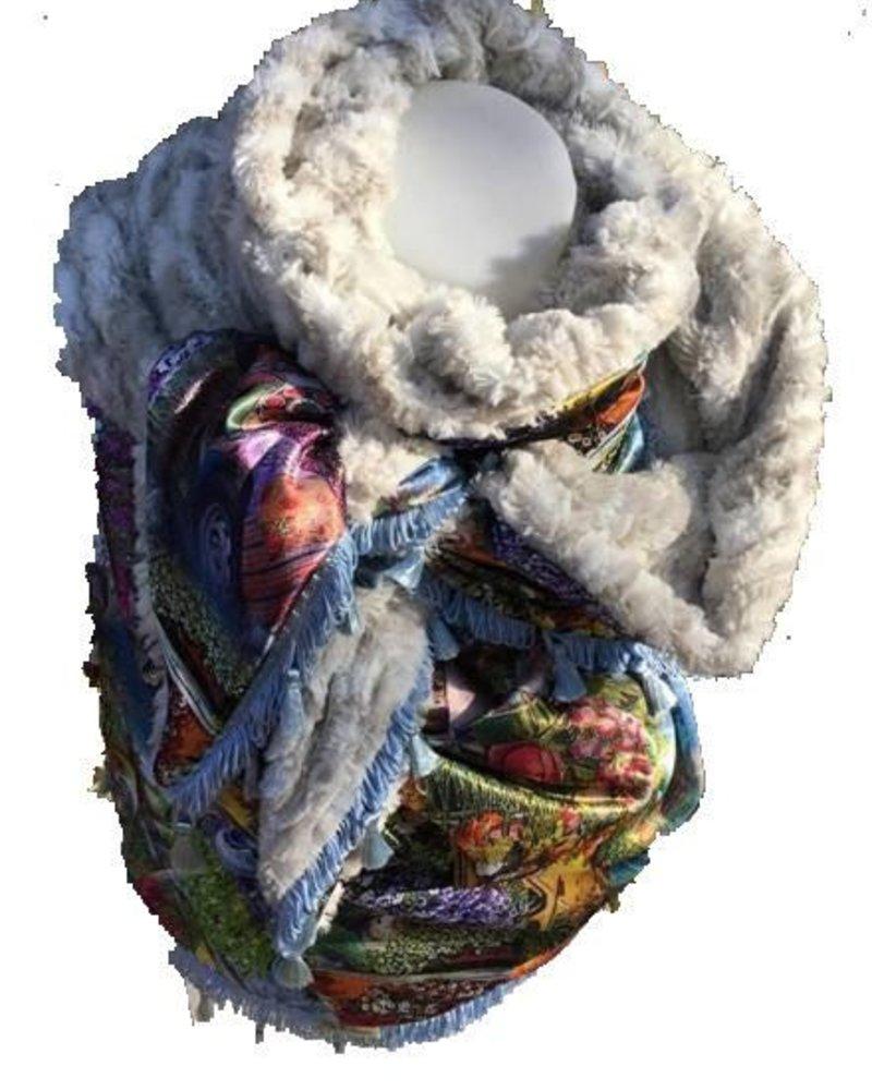 Bandajanas P by Bandajanas scarf   - Copy
