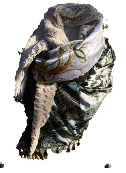 Bandajanas P by Bandajanas scarf