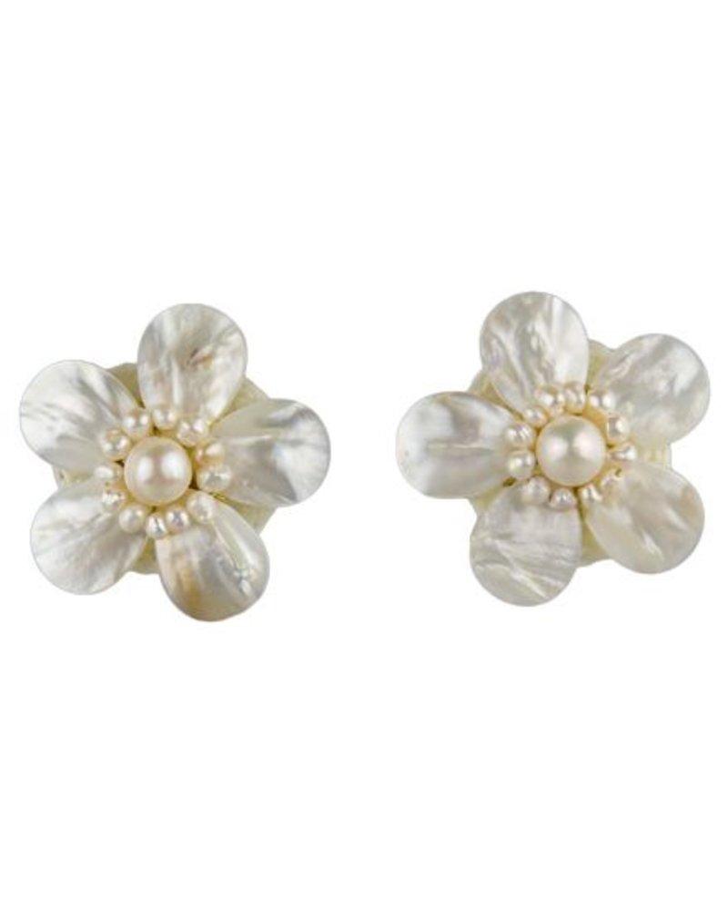 Bandajanas White Stuff Flower