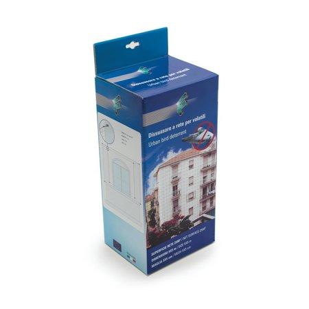 Duivennet Doe-Het-Zelf pakket - zandkleurig - 5 x 5 m = 25 m2