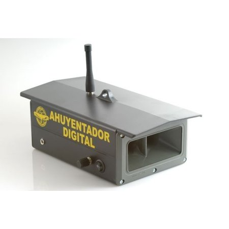 Mobile bird scaring device