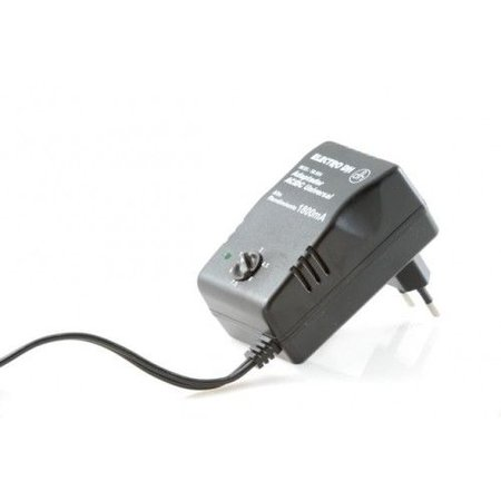 Adaptor with 1,5 meter cable AL102: 12V