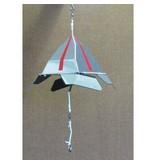 Wind Eagle Eye spiegelpiramide hangend