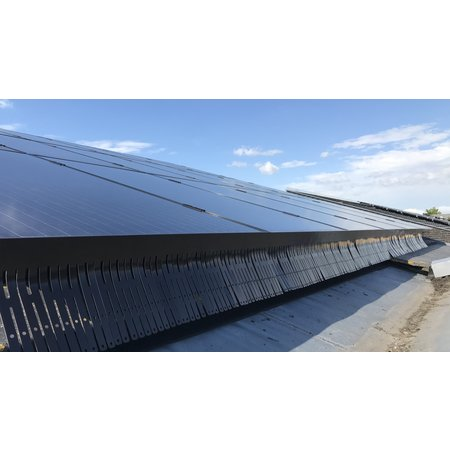 BirdBarrier voor zonnepanelen , 12 mt, incl. tape