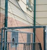 Oersterk duivennet - Doe-Het-Zelf pakket - 5 x 5 meter - compleet met al het bevestigingsmateriaal