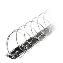 Pigeon repelling spring on STAINLESS STEEL strips MIC327/package of 4 springs - good for 5 meter