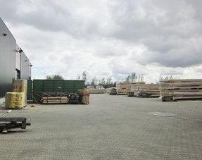 Factories and industrial halls