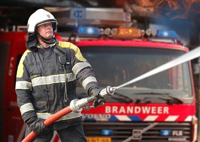 Knalkanon voor brandweer Alkmaar