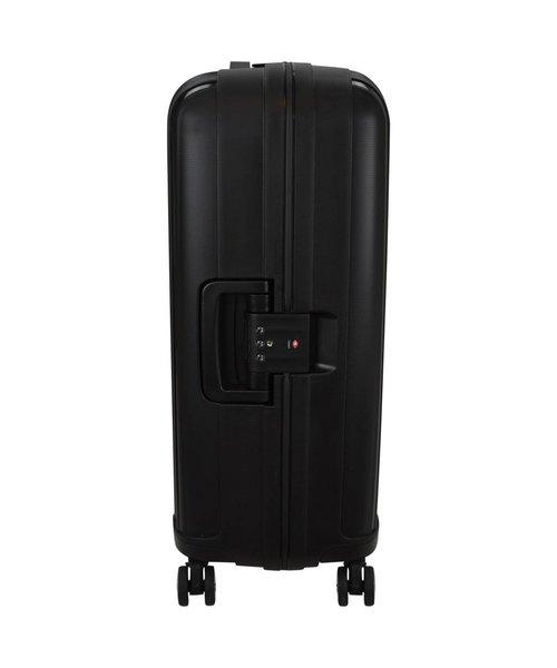 Enrico Benetti Durham Tsa Koffer Groot Zwart 96 Liter