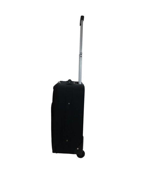 R-Way Handbagage Koffer Zwart 45L Koffer 56X45X25 cm