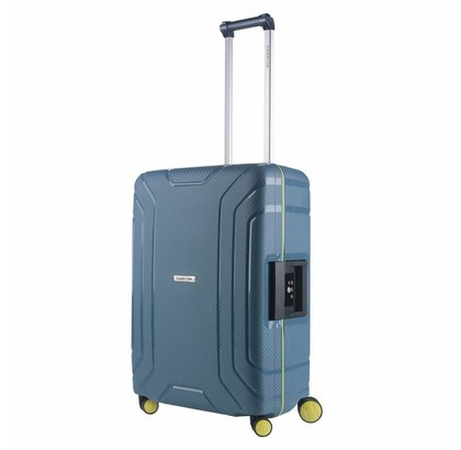 CarryOn Steward Spinner 65cm Medium Tsa 70 Liter Blauw