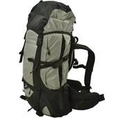 R-Way Backpack Rugzak Grijs 75 Liter 77X36X27cm