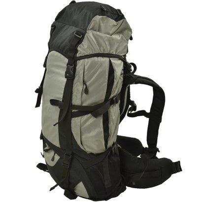 R-Way Backpack Rugzak Grijs 65 + 10 Liter