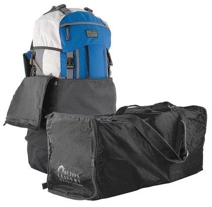 Active Leisure Flightbag Tas Zwart