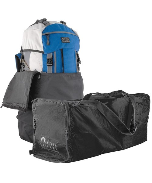 Active Leisure Flightbag Tas Zwart