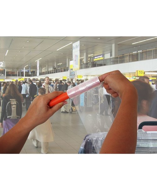 Travel Safe Seal Roll, Zelf Uw Koffer Insealen