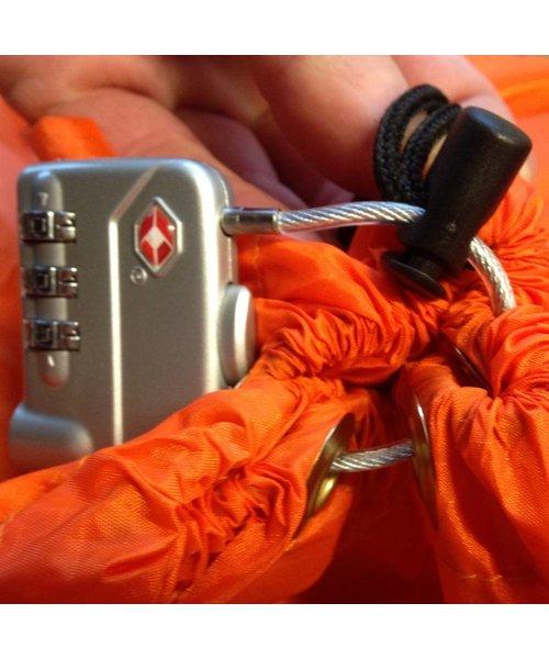 Travel Safe Kabelslot Met Tsa Voor Flightbag