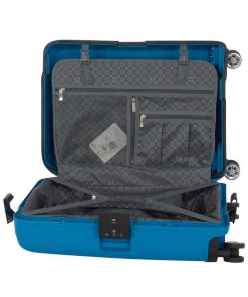 Enrico Benetti Durham Tsa Handbagage Koffer Blauw
