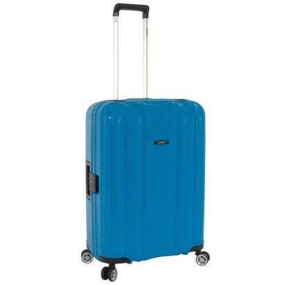 Enrico Benetti Durham Tsa Koffer Medium Blauw