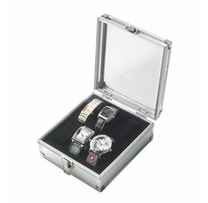 Horlogedoos Aluminium